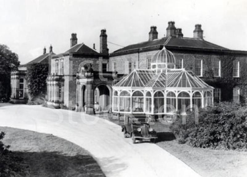 Museum Preston Preston Park Museum C1950